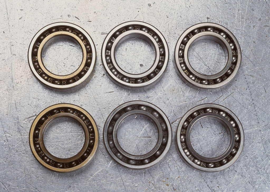 SKF Energy Efficient Spherical Roller Bearings (E2)